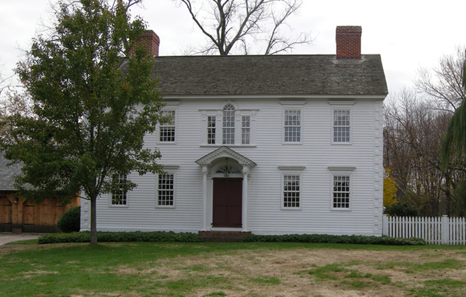 Colonial homes for sale in connecticut 18th century for Century home builders