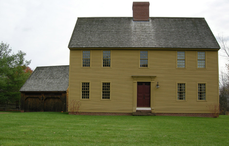 Colonial Homes for Sale in Connecticut 18th Century Period Authentic