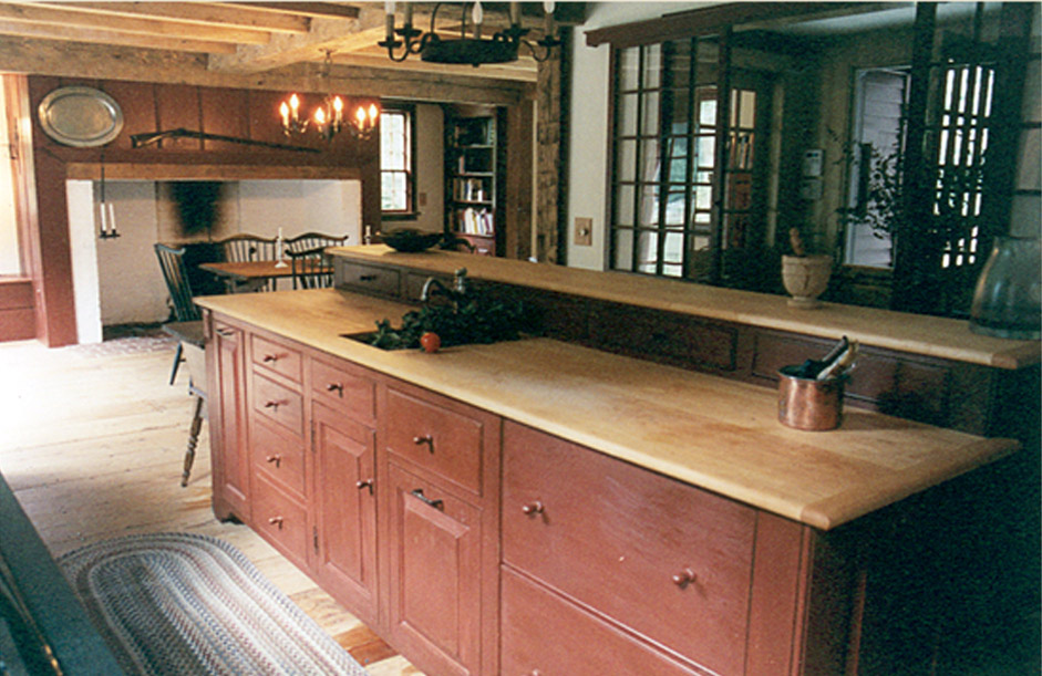 Period kitchen cabinets kitchen design ideas with oak for Period kitchen design